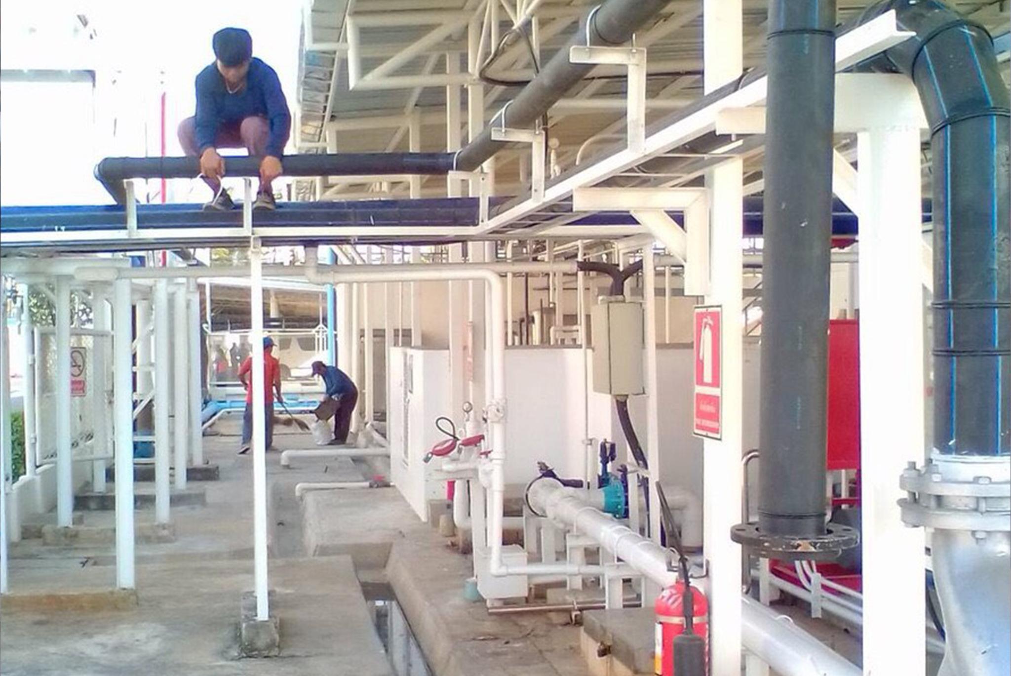 งานท่อ HDPE